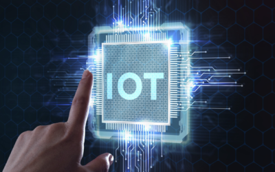 The Internet of Things – Impacting How We Live & Work